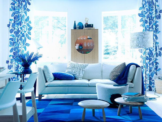 Decorating Ideas For Living Rooms From IKEA | iDesignArch ...