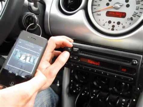 gta car kits mini cooper   install  iphone