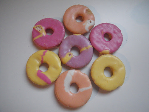 Party Rings - fresh from Ireland!