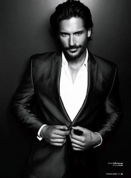 Joe Manganiello - Essential Homme Magazine Pictorial [Etats-Unis] (mai 2012)