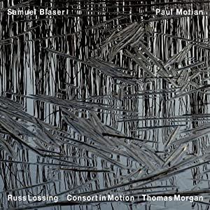 Samuel Blaser & Paul Motian  -  Consort In Motion cover