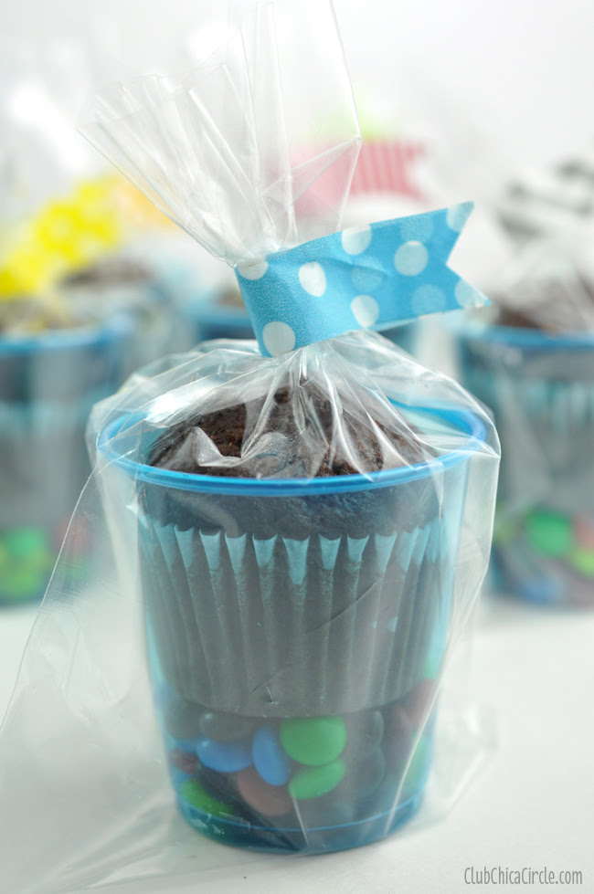 easy treat cup idea for kids