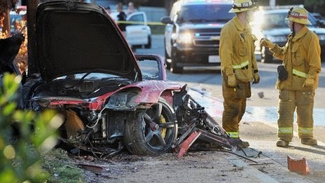 Fast & Furious actor Paul Walker dies in California car crash