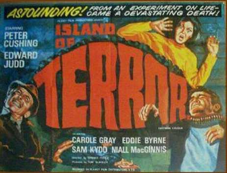 island of terror gb