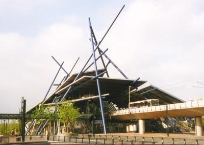 Oberhausen station