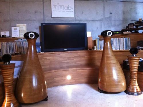 ViV Lab - 試聴室