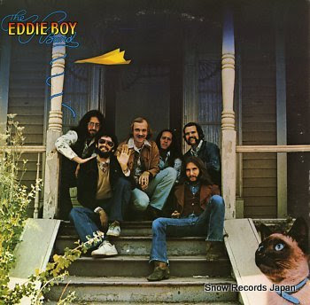 EDDIE BOY BAND, THE s/t