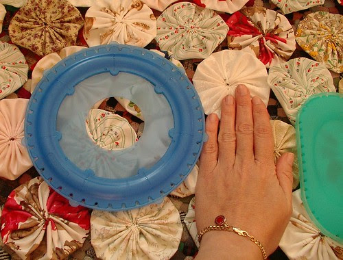 jumbo clover yoyo tool and size of yoyos
