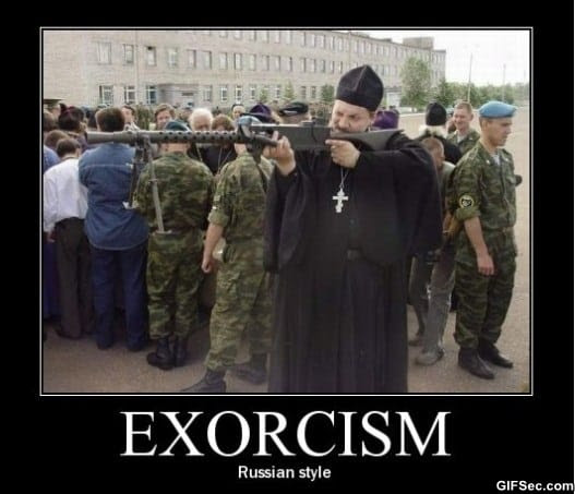 Exorcism – Russian stule