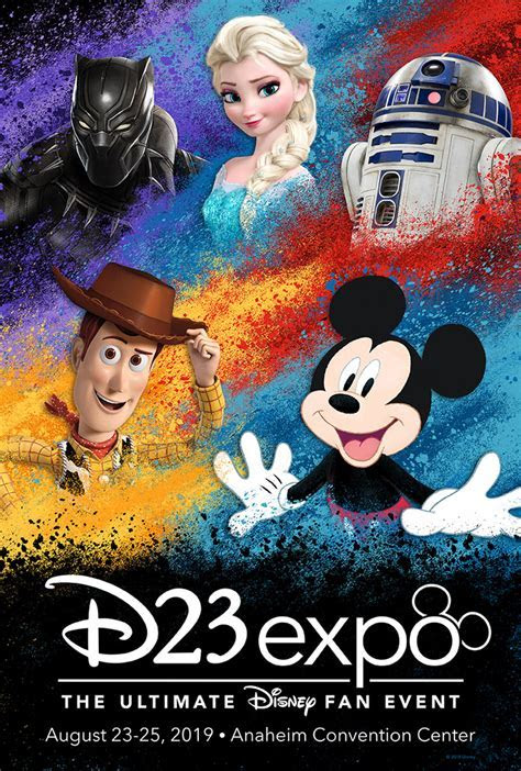 Disney?s D23 Expo Tickets Will Be Available Aug. 28