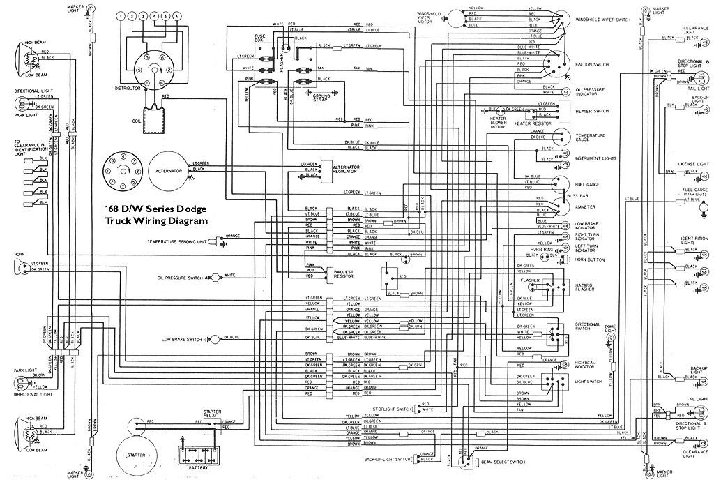 98 Dodge Ram 1500 Speaker Wiring Diagram Wiring Diagram Networks