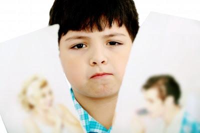 Divorce child