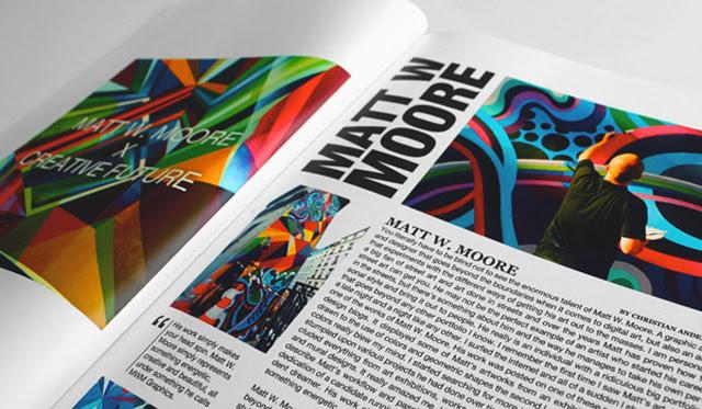 Creative Future Magazine.