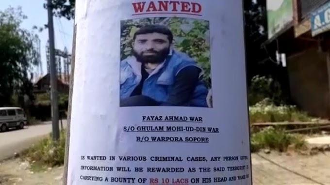 Jammu-Kashmir: सोपोर में सुरक्षाबलों ने ढेर किए 2 आतंकी, मारा गया लश्कर-ए-तैयबा का टॉप कमांडर