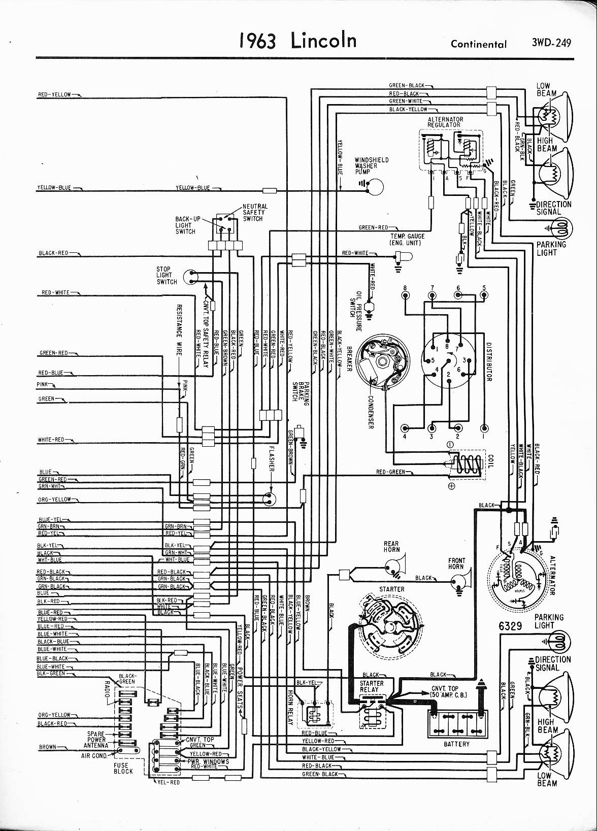 8d8dadd Power Window Switch Wiring Diagram 1999 Lincoln Wiring Library