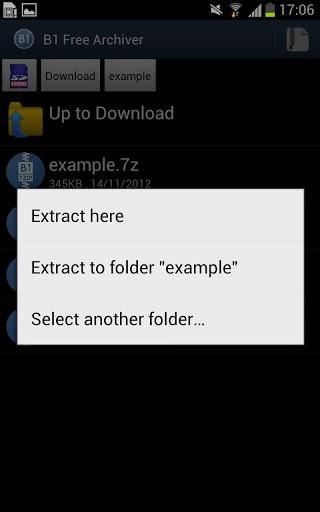 b1 archiver app download