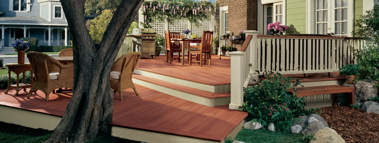Stain Colors - Sherwin-