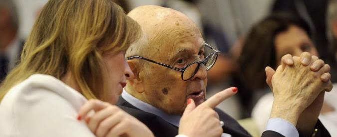 """Referendum, Napolitano istruisce gli elettori: """"Spero che i cittadini non vanifichino gli sforzi sulle riforme"""""""