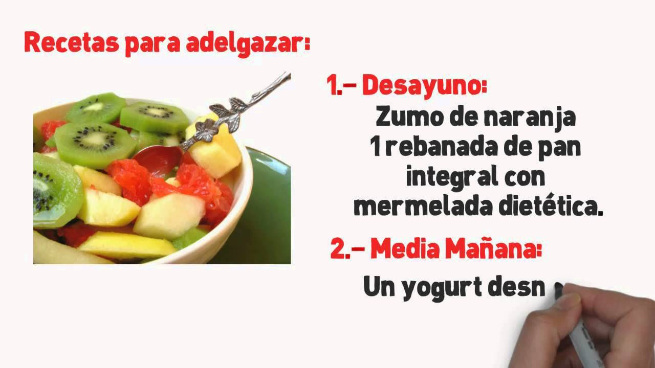 alimentos para perder peso rápido para comer