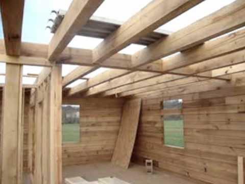 Grizzly Log Homes Economy Log Home Kit