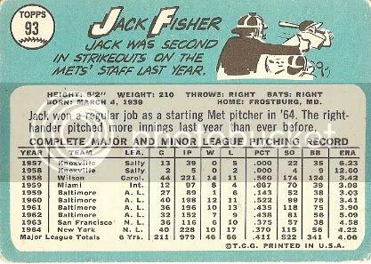#93 Jack Fisher (back)