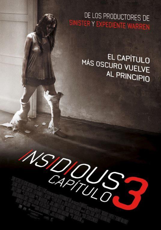 Resultado de imagen de insidious 3 poster