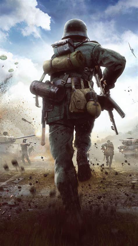 heroes generals soldier battle ground wallpaper