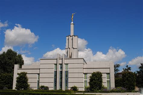 hague netherlands temple