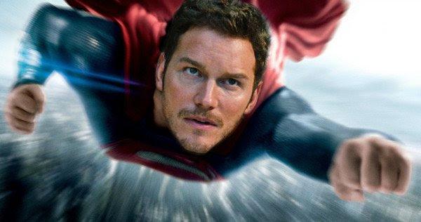 Chris Pratt cảm thấy hạnh phúc vì đã mất cơ hội trở thành Superman - Ảnh 1.