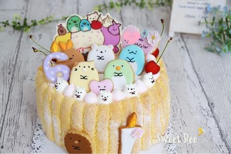 Sweet Bee 香川県 高松市アイシングクッキーケーキポップスカップ