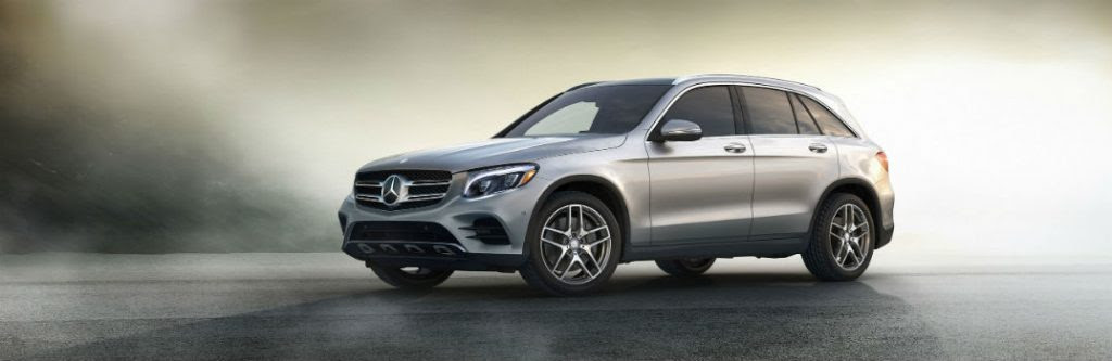 How much can the Mercedes-Benz GLC tow?