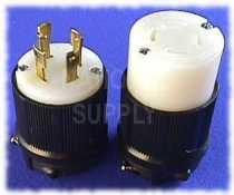 30a Cooper Twist Lock Plugs Nema L5 30 L14 30 L22 30