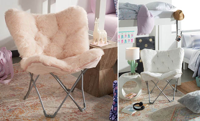 Memory Foam Butterfly Chair Only 2799 Free Shipping Regularly