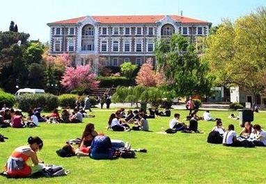Bogazici Üniversitesi istanbul