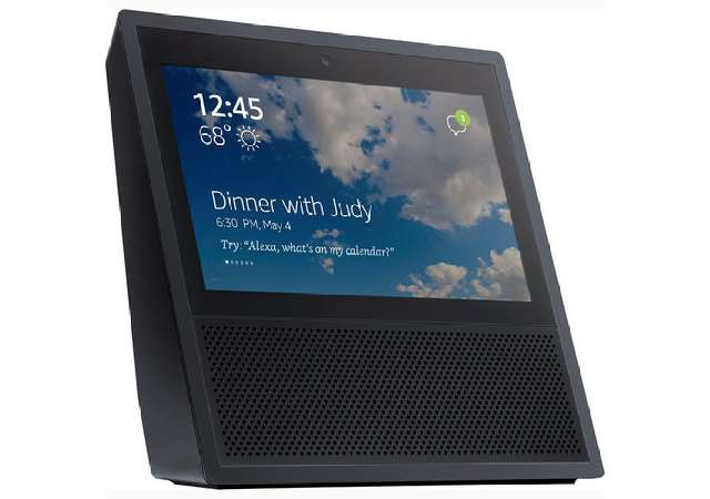 Amazon Echo Succesor with Touchscreen Leaked in Pictures