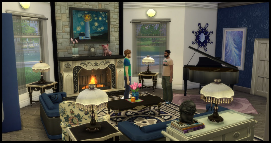 Show Me Your Living Rooms And Family Rooms The Sims Forums