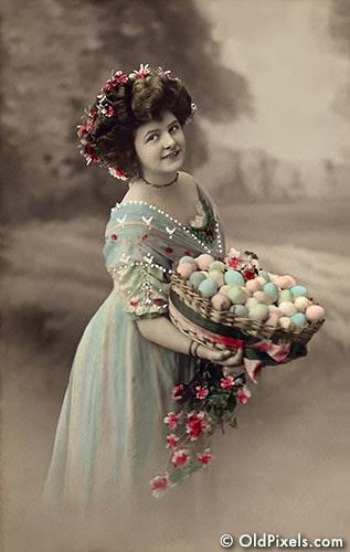 Vintage Easter #23