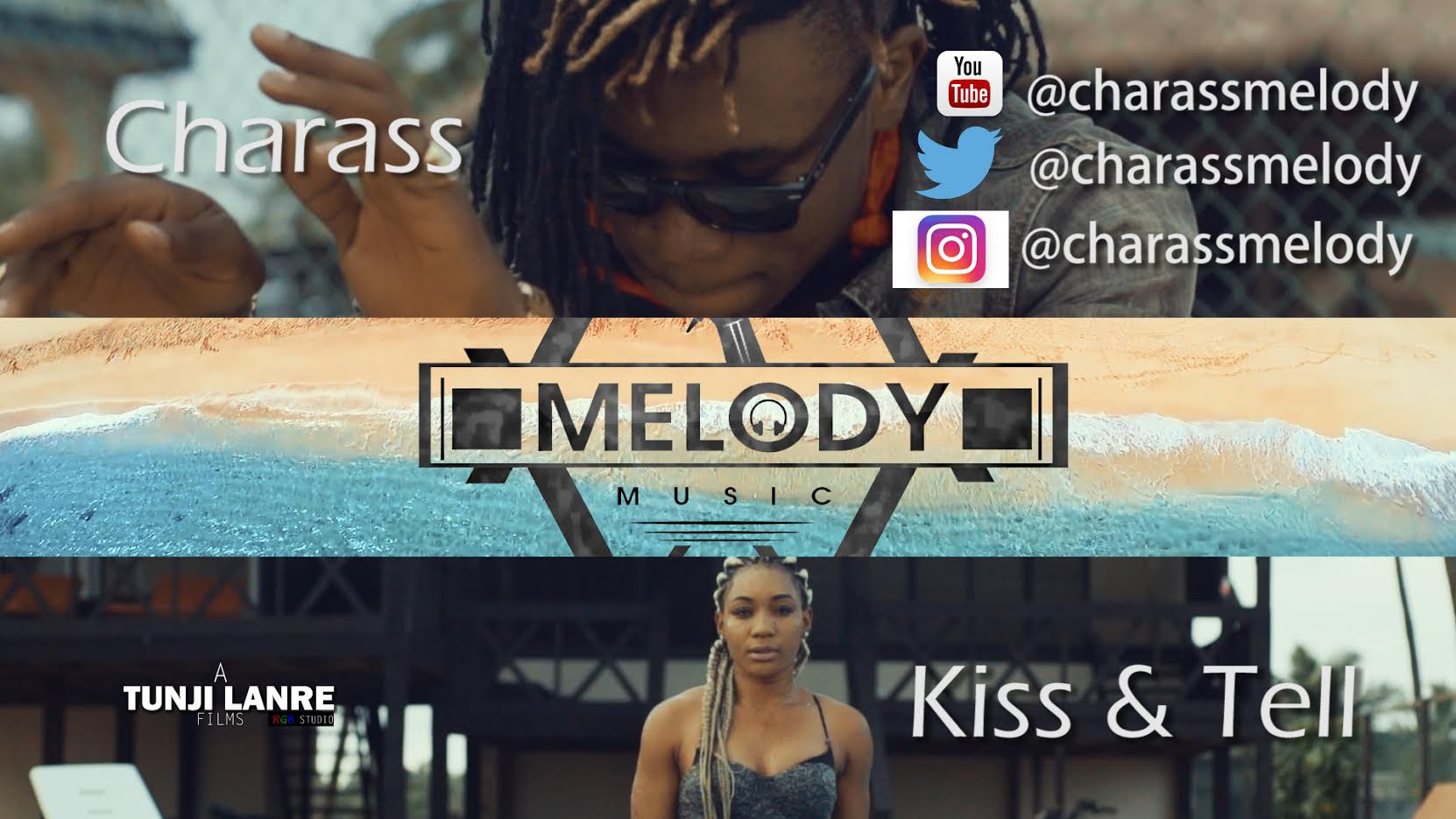 Charass Kiss & Tell video
