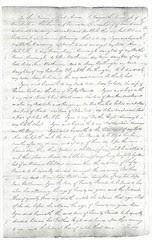 Will Margaret Ainscough d.1812 pg1
