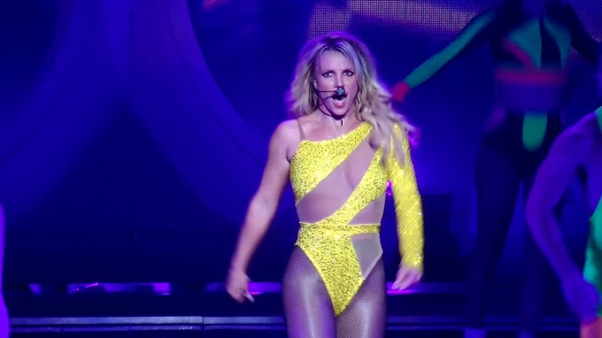 Britney Spears - Boys (Piece Of Me Performance Mix)