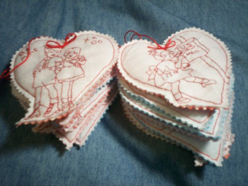 Swap Valentines Waiting for Shipment
