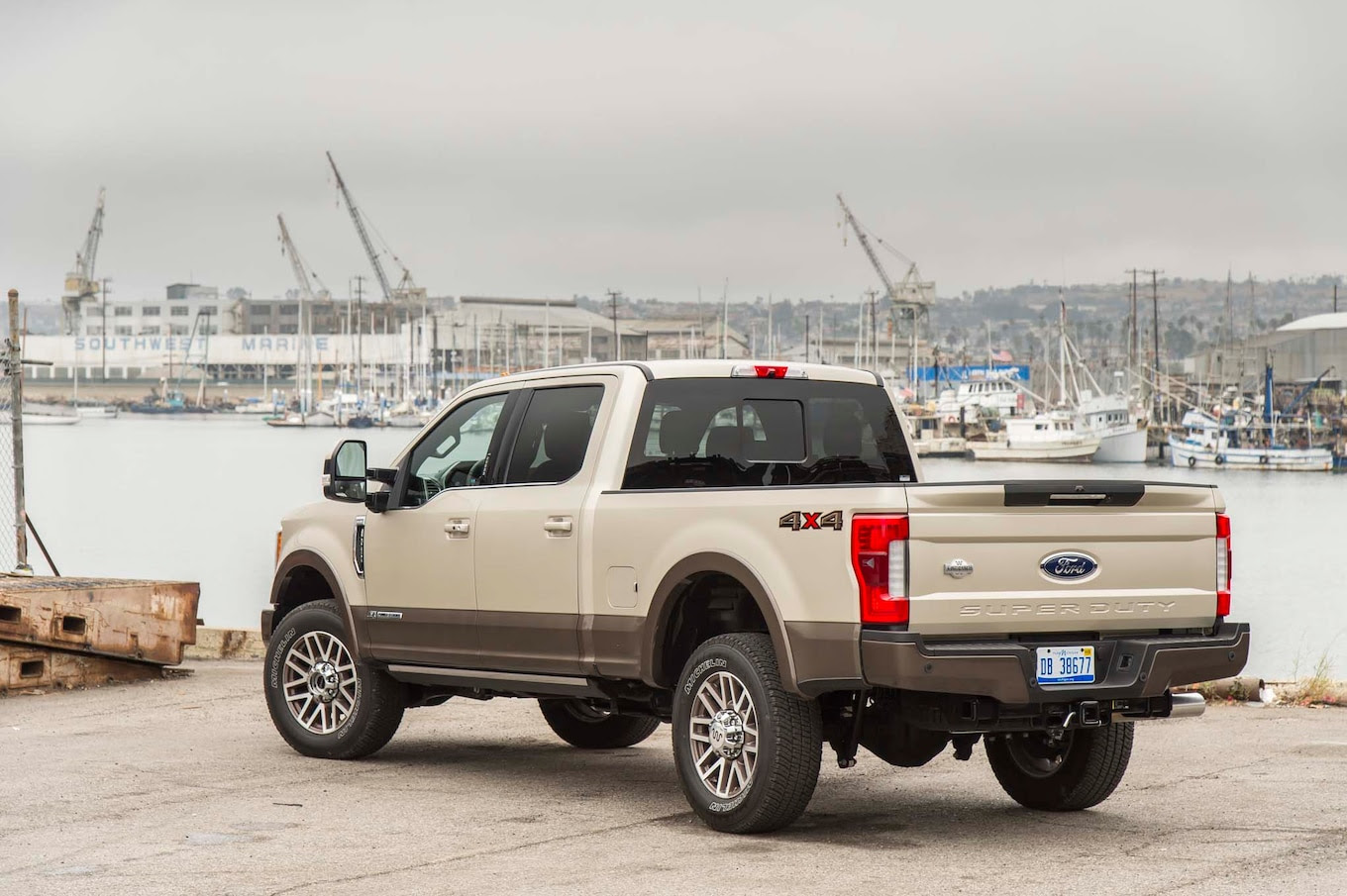 2017 Ford F-250 Super Duty King Ranch Review - Long-Term ...