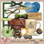 Father's Day Mix 01- CU