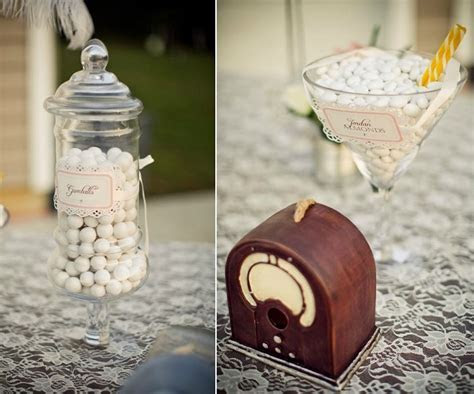 Vintage Style Candy Table {Guest Feature}   Celebrations