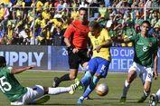 Hasil Kualifikasi Piala Dunia, 2 Juru Kunci Tahan Brasil dan Uruguay