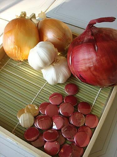 Onion Skin Pins