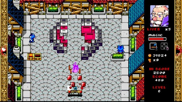 Wizorb to be a PlayStation Minis title this June screenshot