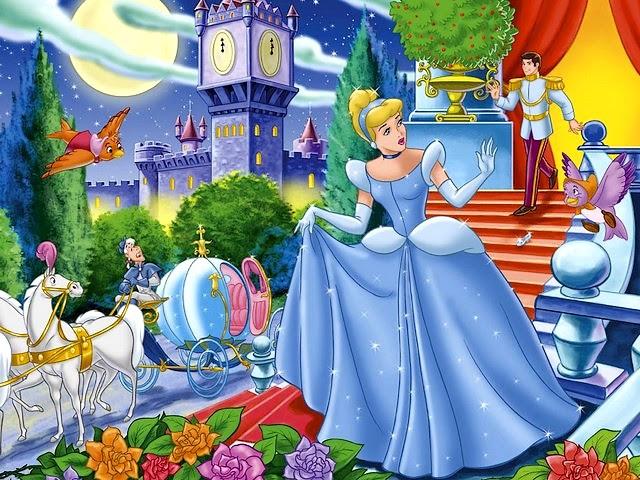 Barbie Cinderella Wallpaper