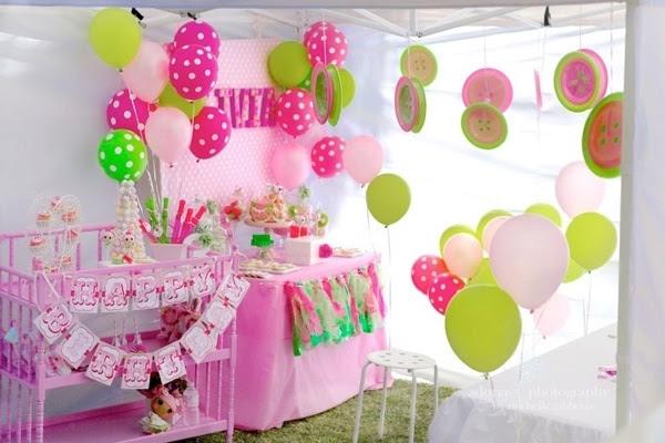 1st Birthday Party Decoration Ideas Elitflat