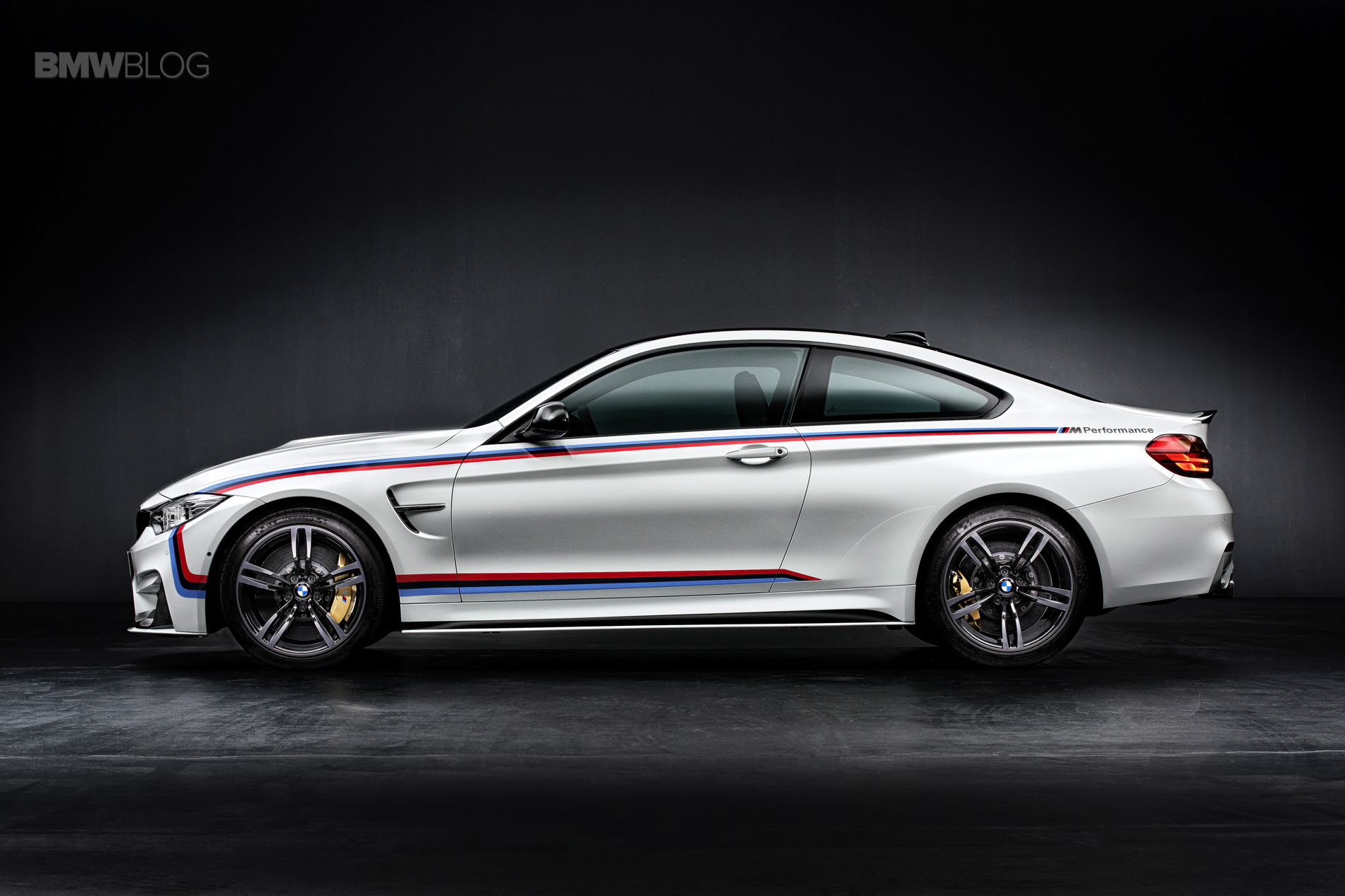 New M Performance parts for BMW M3, BMW M4 Coupe and BMW M4 Convertible